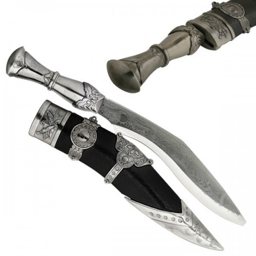 """HK-5010RG MEDIEVAL SWORD 15.25"""" OVERALL"""