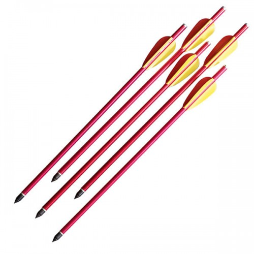 5 Pcs. Arrows For 150/180Lbs Crossbow