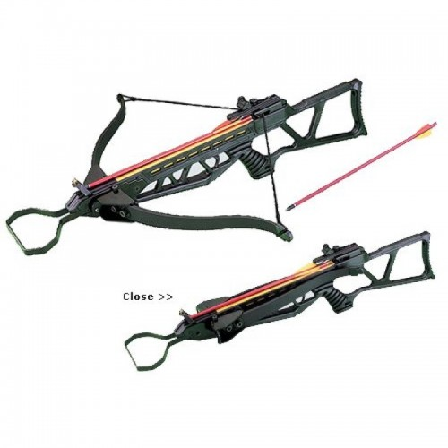 180 Lbs. Crossbow Wooden Stock